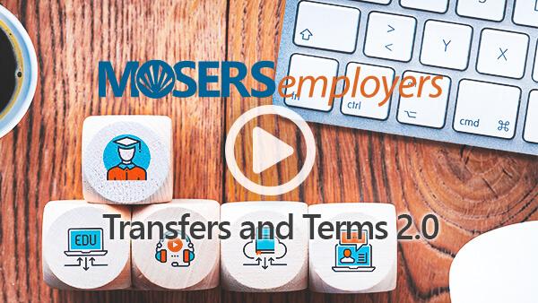 Employer Training Webinar Transfers  & Terminations