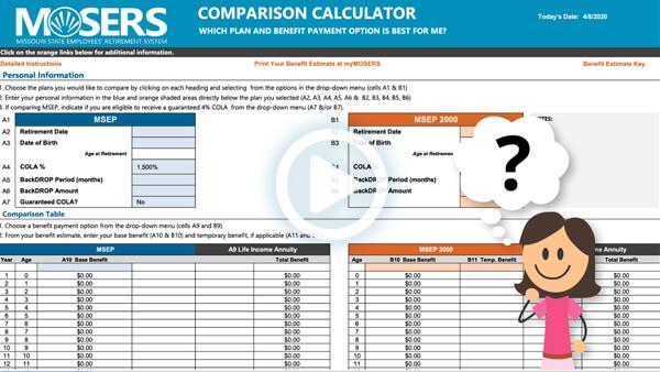 Using-The-Comparison-Calculator